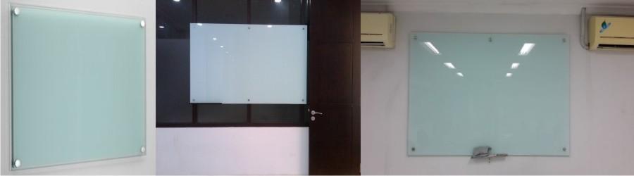 Glassboard Papan Tulis Kaca